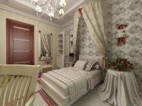 Детская комната в проекте Коллекция увлечений