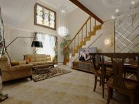 Коллекция увлечений дизайн двухуровневой квартиры площадью 210 кв. метров