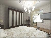 Спальня в проекте Крупным планом
