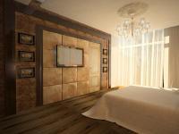 Спальня в проекте Сказочная страна