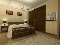 Спальня в проекте Согревающий коктель
