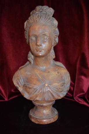 Бюст женщины арт 198847