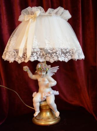 Лампа арт  68408